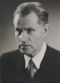 Metod Skála, her grandfather