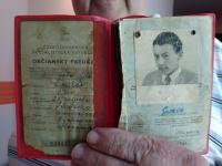 Czechoslovak ID of witness