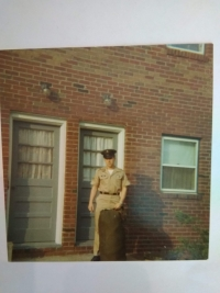 As a soldier in US army