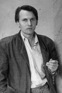 Daniel Balabán in 1993