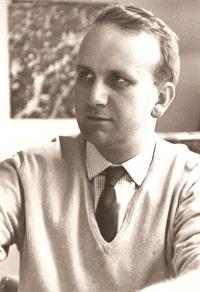 Jan Květ in 1965