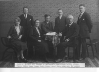 Die Familie der Mutter von Rudolf Hüttner
