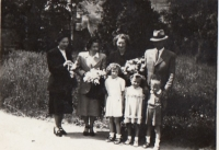 Witness´ family in 1951