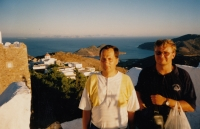 Christian sights group tours, early 1990s