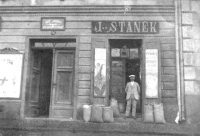 Shop of grandad Staněk