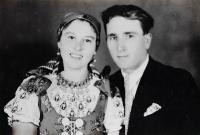 Parents of Ján, 1945