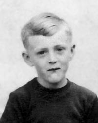 Jan Kreysa v dětství