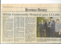 Article about Ján in Business Monday newspaper