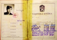 The Army ID booklet of Private Josef Luxemburg