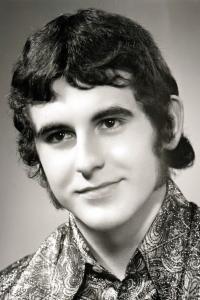 Pavel Bártek in 1973