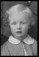 Rudolf Hüttner als ein Kind