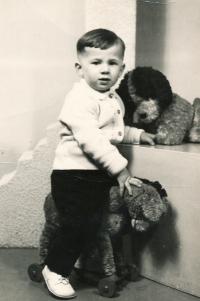 Josef Baxa, around 1962-1963