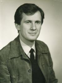 Josef Baxa, ca. 1985