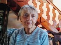 MUDr. Věra Rolečková (1937), foceno 22. října 2019