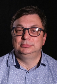 Jiří Antonů v roce 2019