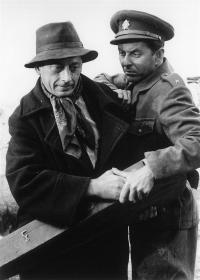Král Šumavy na obrazovkách: propagandistický film Karla Kachyni. Smyšlený příběh, odehrávající se v roce 1948, přenesený na filmové plátno v roce 1959. O jeho existenci se Josef Hasil dozvěděl až dlouho poté.