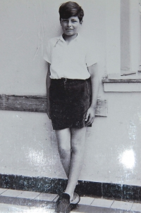 1946, Pavel Taussig ke konci pobytu v léčebném ústavu