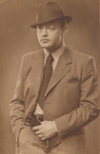 Rudolf Weiss, Praha (Langhans)