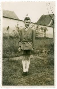 Pavel Jelínek v Hořepníku
