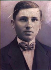 Fr. Michal Slabej Orech, synovec Jána Murtina, 1916