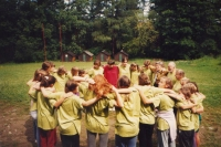 Summer camp with German classes.