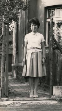 Květa Eretová, 30. května 1962