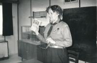 Dagmar Housková in 1992.