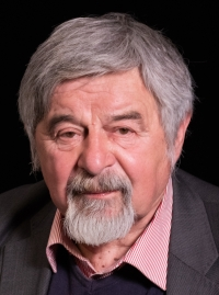 Josef Lžičař in 2019, portrait
