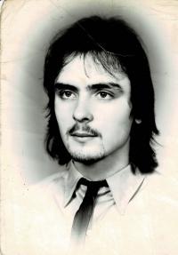 Young Milan Blažek