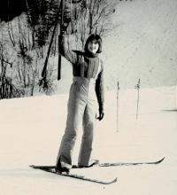 Milan Blažek around the year 1980