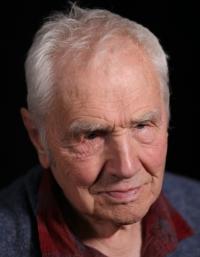 Jiří Kryštůfek při natáčení v Liberci 23. září 2019