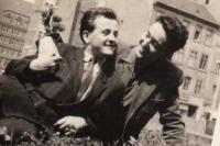 Dagmar and Konstantin.