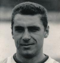Jiří Daler in the half of 1960s