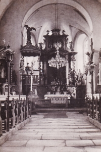 Kirche in Rothenbaum