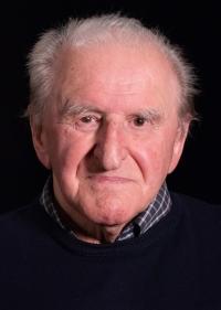 Karel Kaplan in 2018