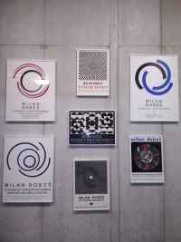 Posters of Milan Dobeš
