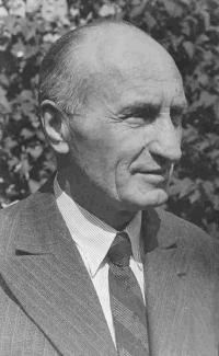 Ferdinand Fráňa, his grandfather