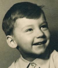 Vladimír Grégr in 1936