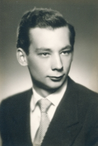 Vladimír Grégr in 1949