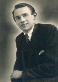 Otakar Čeněk Trunec, the husband of Hana Truncová