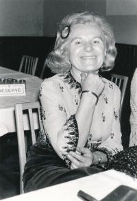 Hana Truncová in 1960s