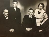 Rodinná fotografia