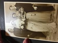 na bratovej svadbe v roku 1938