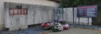 pamätník obetiam II.svetovej vojny v Selci