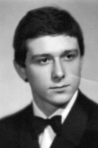 Vladimír Šiler probably in 1968