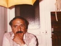 Abdul Rahman Ghassemlou's 50th Birthday Celebration, Paris, 1980