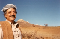 Abdul Rahman Ghassemlou, the Iraqi Kurdistan, mid-1980s