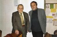 S Erazimem Kohákem, cca 2005