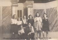 School performance (1947-1948)