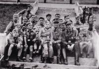 Fotografie Hitlerjugend - jediná, kterou matka nezničila